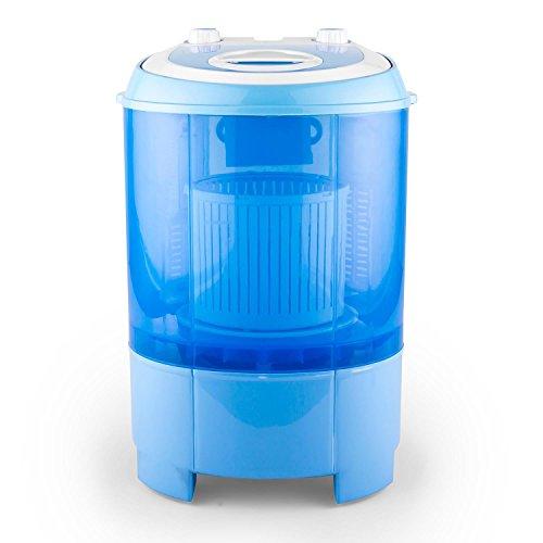 🥇 Oneconcept SG003 Camp Edition – Mini-Lavadora y centrifugadora