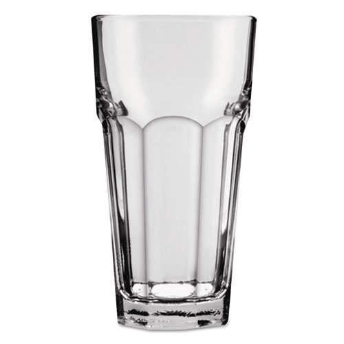 Anchor 7733U New Orleans Cooler Glass Tall 12 oz Clear by Anchor