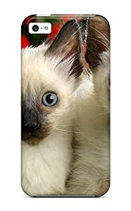 New Style Excellent Design Twins Phone Case For Iphone 5c Premium Tpu Case WANGJING JINDA