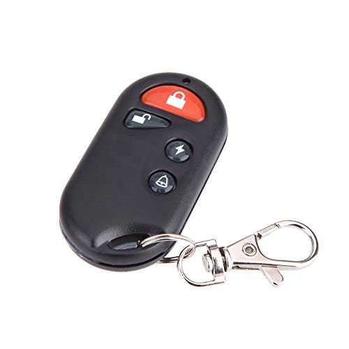 Amazon.com : Wireless Remote Control Vibration Alarm Home Security Door Window Motorcycle Bike Car Alarm Detector Burglar Alarm Alarme 105db : Everything ...