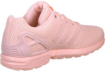 adidas Kinder ZX Flux Junior Rosa(haze coral/haze coral)