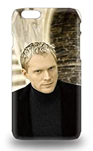 Iphone Skin 3D PC Case Cover For Iphone 6 Popular Paul Bettany The United Kingdom Male Master And Commander The Far Side Of The World Phone 3D PC Case ( Custom Picture iPhone 6, iPhone 6 PLUS, iPhone 5, iPhone 5S, iPhone 5C, iPhone 4, iPhone 4S,Galaxy S6,Galaxy S5,Galaxy S4,Galaxy S3,Note 3,iPad Mini-Mini 2,iPad Air )