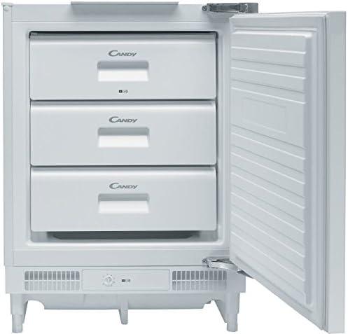 Candy CFU 135/1 E Integrado Vertical 97L A+ Blanco - Congelador ...