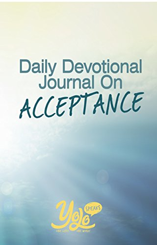 Daily Devotional Journal on Acceptance: 30 Days of Christian