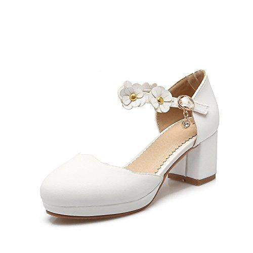 1to9 vrouw witte 1to9 Wedge Wedge sandalen UZqdZRw