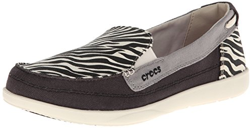 Crocs Walu Wilde Grafik Loafer Black/Stucco