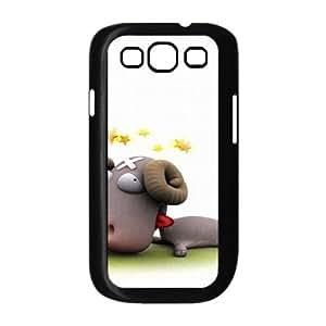 Dizzy Samsung Galaxy S3 Case Black