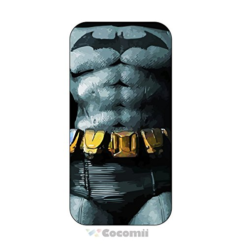 iPhone SE/5S/5C/5 Case, Cocomii Iron Man Armor New [Heavy Duty] Premium Tactical Grip Kickstand Shockproof Hard Bumper Shell [Military Defender] total Body twin Layer rugged Cover Apple (Batman)