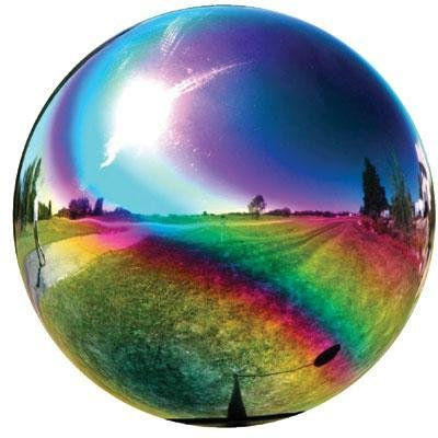 1 - 10'' Globe Rainbow by Very Cool Stuff