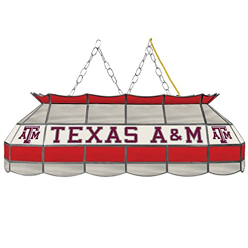 NCAA Texas A&M University Tiffany Gameroom Lamp, 40
