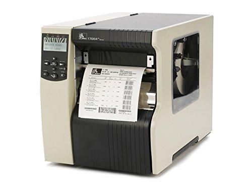 Zebra Technologies 170-801-00000 Printer, 170Xi4 Series, 300 DPI Resolution, 16 MB with ZPL II and XML