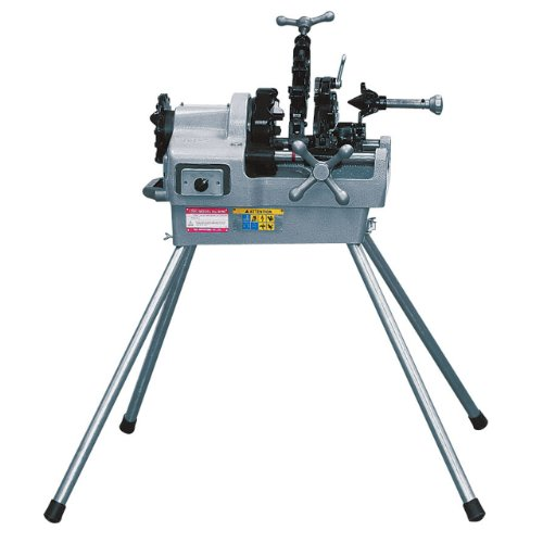 Wheeler Rex Pipe Threader - Wheeler-Rex 8090 1/2-Inch to 2-Inch Pipe Threading Machine