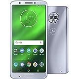 "Motorola Moto G6 Plus, 64Gb, 4Gb Ram, Cámara de 12 MP + 5 MP Dual, Full HD DE 5.9"", Desbloqueado - Azul Nimbus"