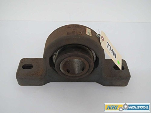 REXNORD P-U339 LINK-BELT 2-7/16 IN PILLOW BLOCK BEARING B418461 (Rexnord Link Belt)
