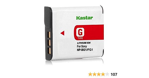 Batteria Patona 960mAh per Sony NP-BG1