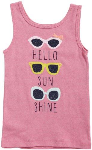 Carter's Little Girls' Tank (Toddler/Kids) - Sunglasses - 5