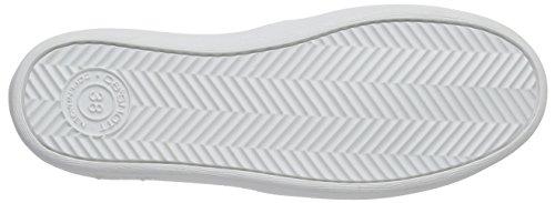 Cashott 13000 Damen Sneakers Weiß (white Baltimore 380)
