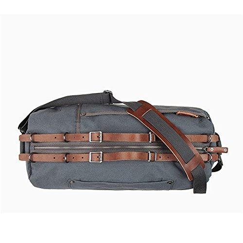Retro Single Large Handbag Canvas Traveling Bag Xuanbao Capacity Shoulder Luggage Women Bag And Men wYSqPxI