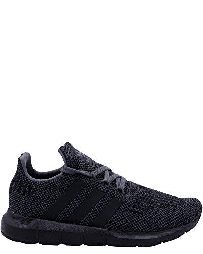 4aa1dab7af7ac adidas Originals Kids Boy s Swift Run (Little Kid) Grey Black Black 3 M US  Little Kid - Buy Online in Oman.