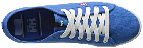 Helly Hansen Fjord Canvas, Men's Trainers Azul / Blanco (535 Racer Blue / Off White / N)