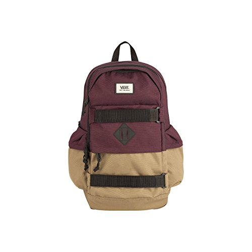 Vans Planned Pack-B Skateboard Backpack (Port Royal New Dirt) (Skate Pack)