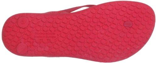 Boombuz Taiga naked 101-2-111 - Chanclas de caucho para hombre Rojo (Rot (Berry))