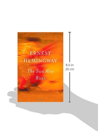 a brief summary of ernest hemingways novel the sun also rises By ernest hemingway contents: flyleaf book one 1234567 book two 8 9 10 11 12 13 14 15 16 17 18 book three 19 about the author novel ever written by an american writer a roman à clef about a group of american and english expatriates on an excursion from paris's left bank to pamplona for the.