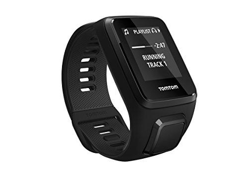 TomTom 1RLM.002.11 Spark 3 Music + Headphones GPS Watch Black