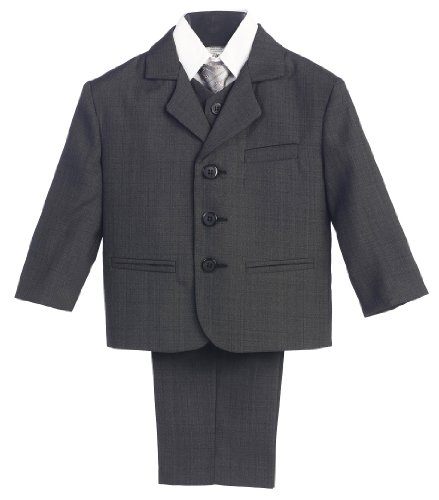 Boys Button Piece Suit Shirt product image