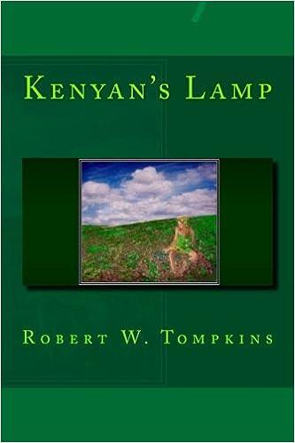 Book Kenyan's Lamp: Volume 5 (The Hagenspan Chronicles)