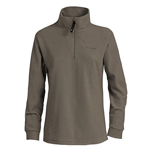 3/4 Zip Fleece Pullover - pera Girls haft Zip Microfleece Warm Winter School Pullover