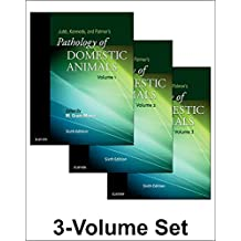 Jubb, Kennedy and Palmer's Pathology of Domestic Animals: 3-Volume Set