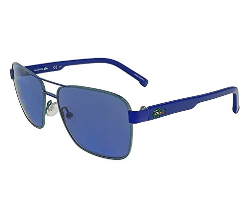 Lacoste  Aviator Kid's Sunglasses - L3105S 467 - Azure - Lacoste Aviators