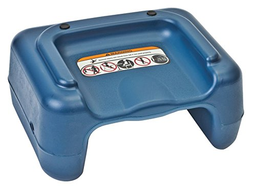 16in Blue Seat (Koala Kare KB854-04 Restaurant Booster Seat, Blue, 16
