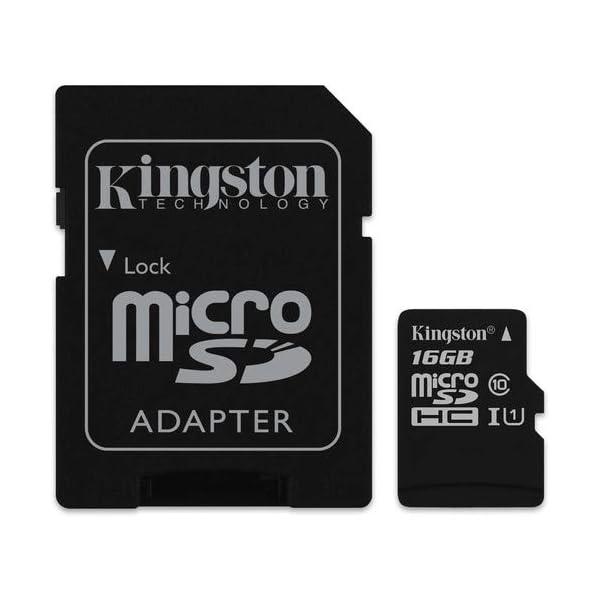 Kingston - MicroSD Canvas Select 1