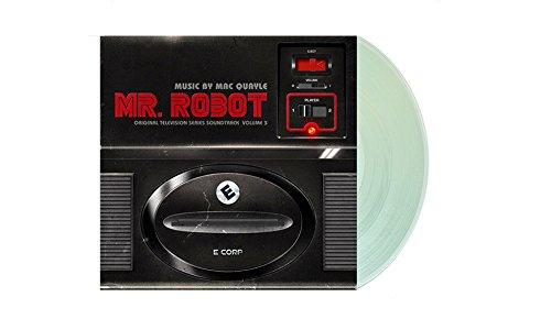 Mr Robot Vol.3 Soundtrack (Coke Bottle Color Vinyl) 2LP