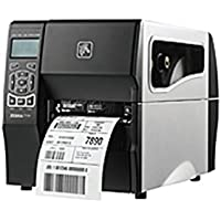 Zebra ZT230 Direct Thermal/Thermal Transfer Printer - Monochrome - Desktop - Label Print - 4.09 Print Width - Peel Facility - 6 in/s Mono - 203 dpi - 128 MB - USB - Serial (Certified Refurbished)