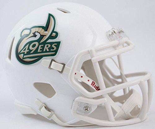 NCAA UNC Charlotte 49ers Speed Mini Helmet by Riddell