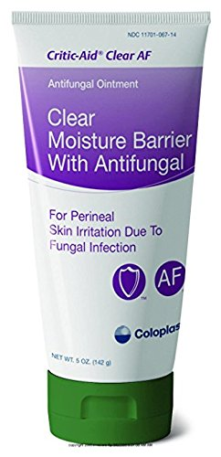 Critic-Aid Clear Antifungal Ointment, Criticaid Clr Af Moisture Br, (1 CASE, 12 EACH) by COLOPLAST CORPORATION