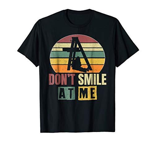 Love Billie Don't Smile at Me-Eilish T-Shirt Funny Gift