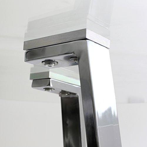 Premier Housewares Quadratischer Esstisch 76x90x90 cm