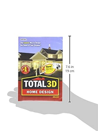 Amazon.com: Total 3D Home Design Deluxe: Software