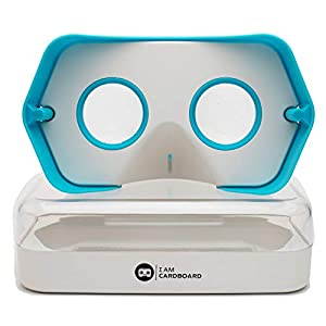 Best Epic Trends 41zSEC9kHfL._SS300_ DSCVR VR Headset | The Best Virtual Reality Goggles for iPhone and Android | Google Cardboard v2 Inspired | Cool and…