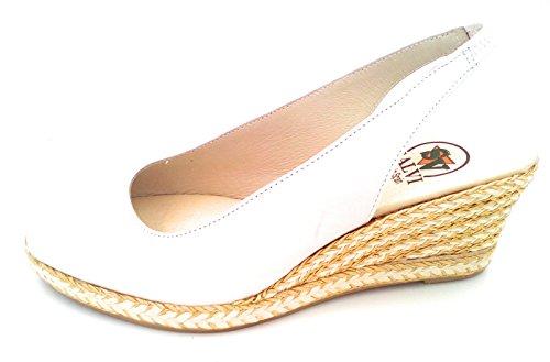 Zapatilla blanco 4 y mujer disponible en piel en y 2 blanco rojo SALVI 91 1 colores napa rqS67wrxn