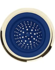 COOK with COLOR Gold and Silicone Kitchen Sink Strainer