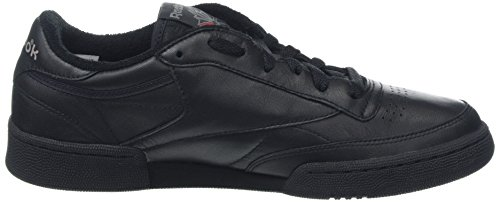 Club Sneaker 85 Schwarz Red Excellent Black Archive C Herren Carbon Reebok RwqPFF