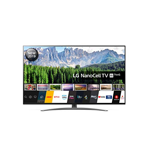 LG 55 inch NanoCell UHD 4K Smart Tv - 55SM8600