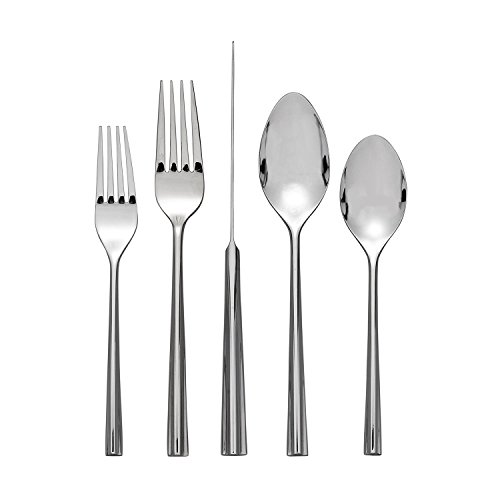 Nambè Tri-Corner 5-Piece Flatware Place Setting