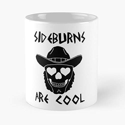 Sideburn Tea, Coffee Mugs Funny Girf For -