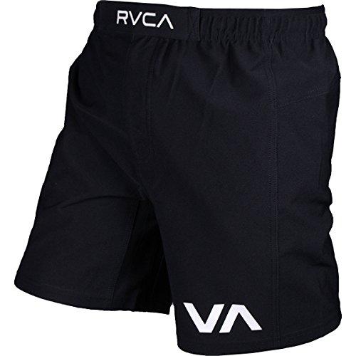 - RVCA Men's Grappler 17IN Short, Black, 2XL